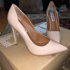 Tan Steve Madden heels